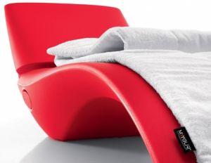 ZOE - sdraio con sedile reclinabile