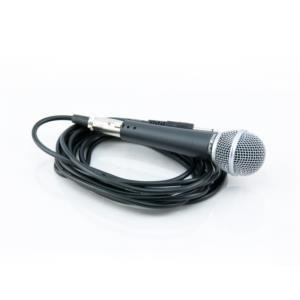 Microfono dinamico unidirezionale