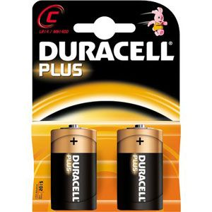 BLISTER 2 BATT PLUS POWER 1/2 TORCIA