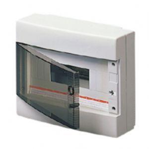 GW40045 - CENTR PAR IP40 12MOD P/TRASP