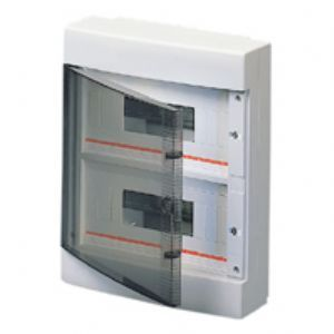 GW40047 - CENTR PAR IP40 24MOD P/TRASP