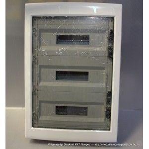 GW40610 - QUADRO INC IP40 54 MOD P/FUME'