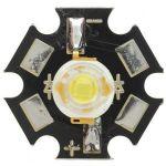 STAR LED 3W 350mA  CALDO