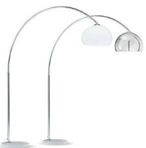 2135/CR - lampada da terra ARCO