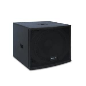 Subwoofer amplificato 400W RMS ( 1200W max )