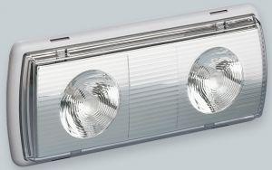 BH2079 - 626ATSE1P LAMP.EMERG.2X10W ALOGENA